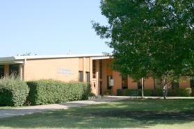 Front view of W. T. Francisco Elementary Campus