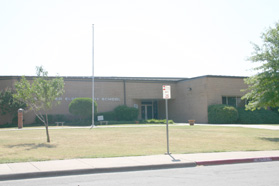 Front view of W.A. Porter Elementary Campus